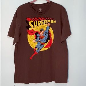Superman DC Comics T Shirt